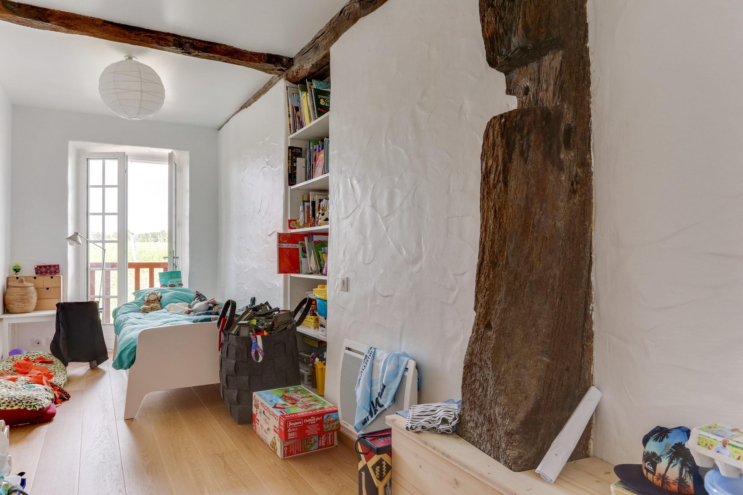 Atelier Plurielles Architectures -renovation-appartement-Ahetze-chambre enfant 2