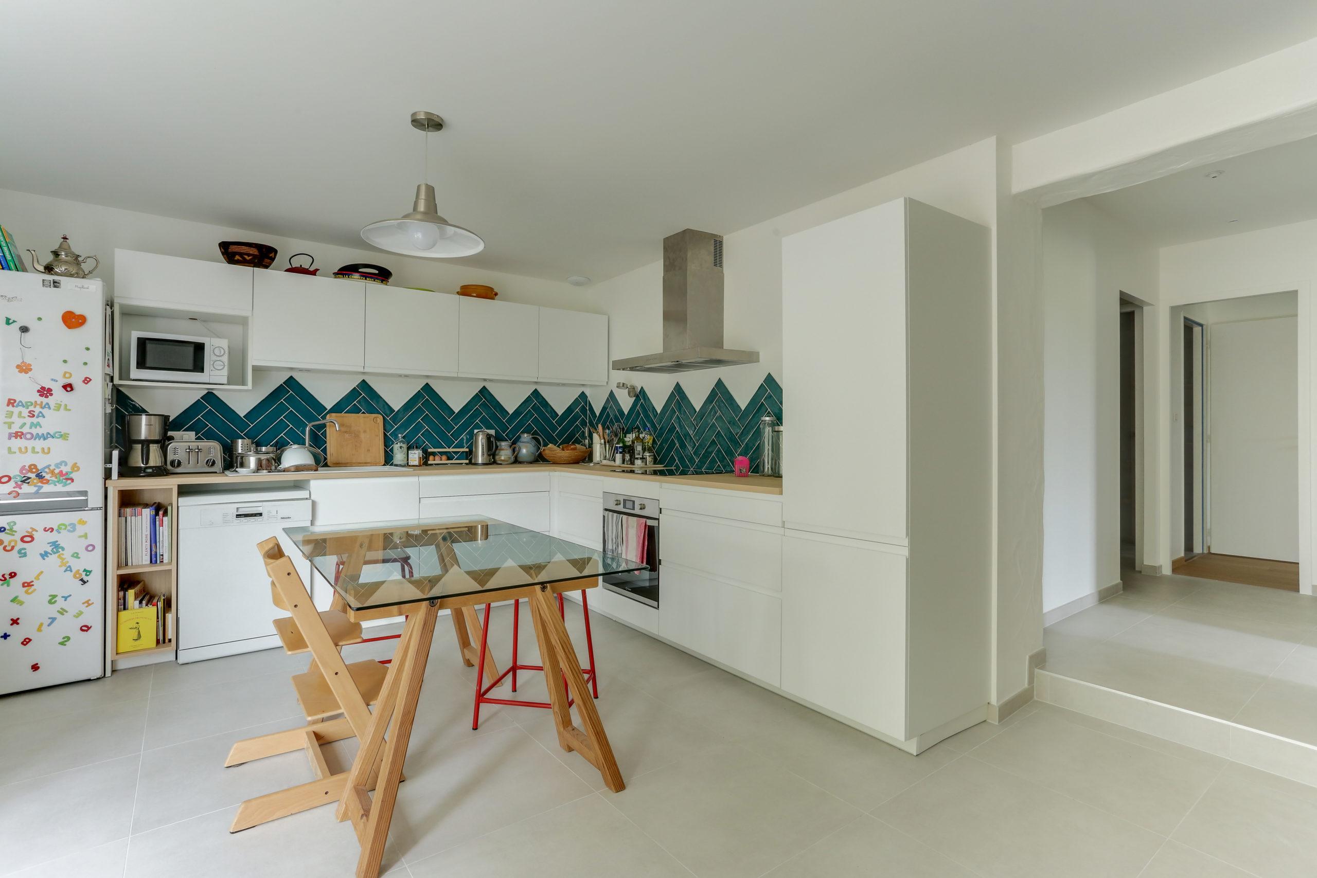 Atelier Plurielles Architectures -renovation-appartement-Ahetze-cuisine