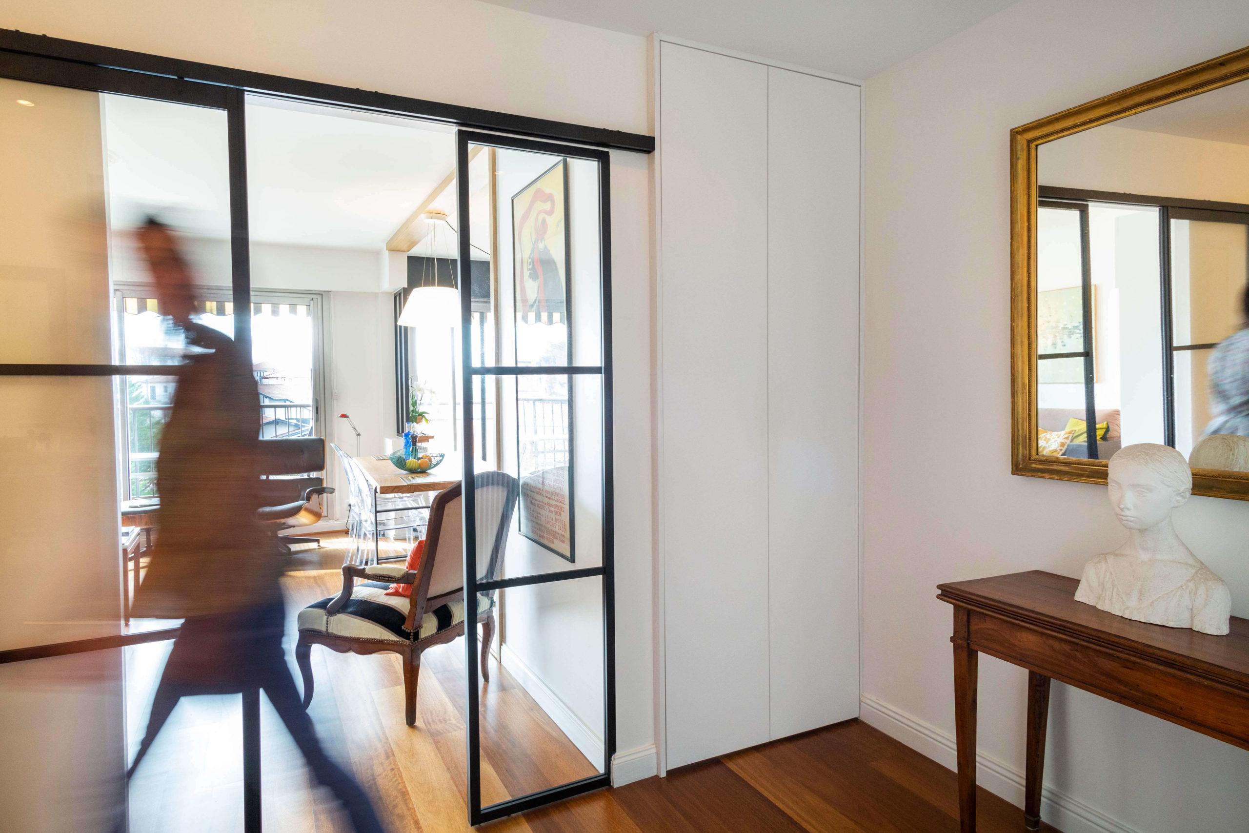 atelier-plurielles-architectures-reamenagement-appartement-biarritz-entrée