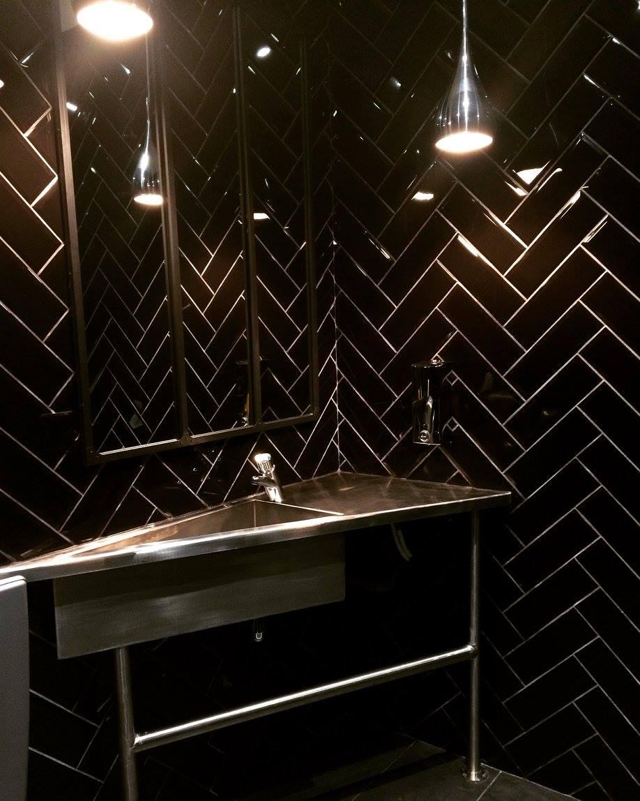 Atelier Plurielles Architectures Rénovation restaurant Gujan Mestras - wc